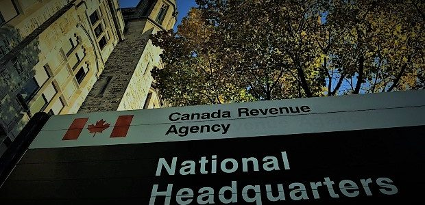 CRA spills the beans to the IRS!!!