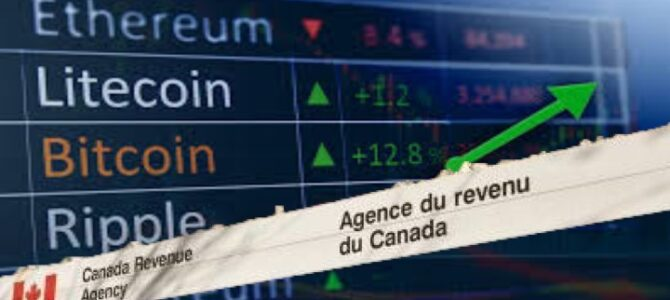 CRA, Cryptocurrencies and Capital Gains